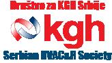 Društvo za KGH Srbija logo