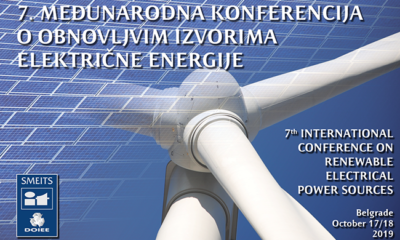 7. međunarodna konferencija o obnovljivim izvorima električne energije
