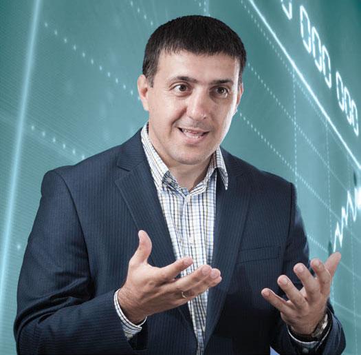 Vladimir Miletić, ekonomista, menadžer i poslovni konsultant