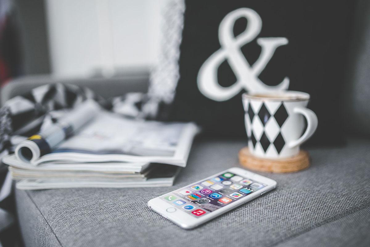 Pametna kuća, upravljanje preko aplikacije na mobilnom telefonu