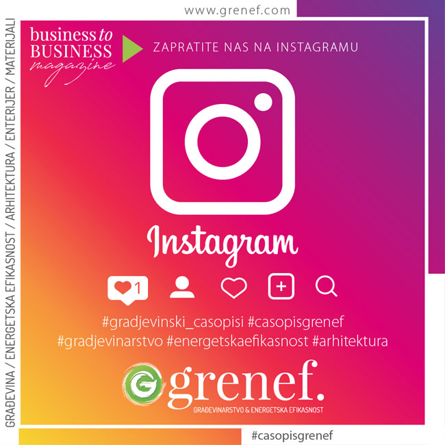 Instagram - pratite nas