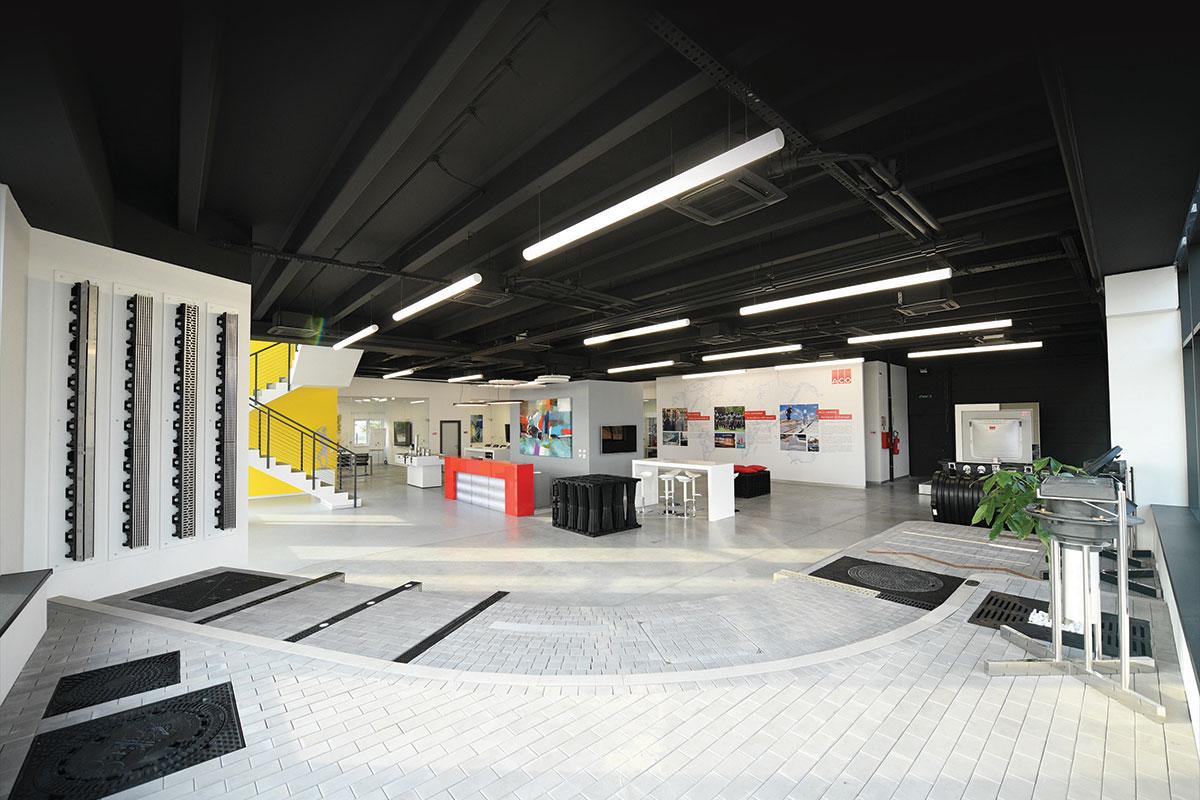 ACO showroom u Beogradu