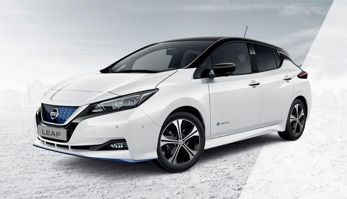 Električni auto, Nissan Leaf