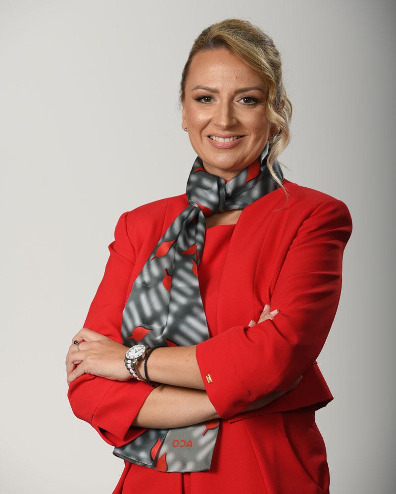 Jelena Andrić Grafakos, direktorica kompanije ACO Srbija i Crna Gora