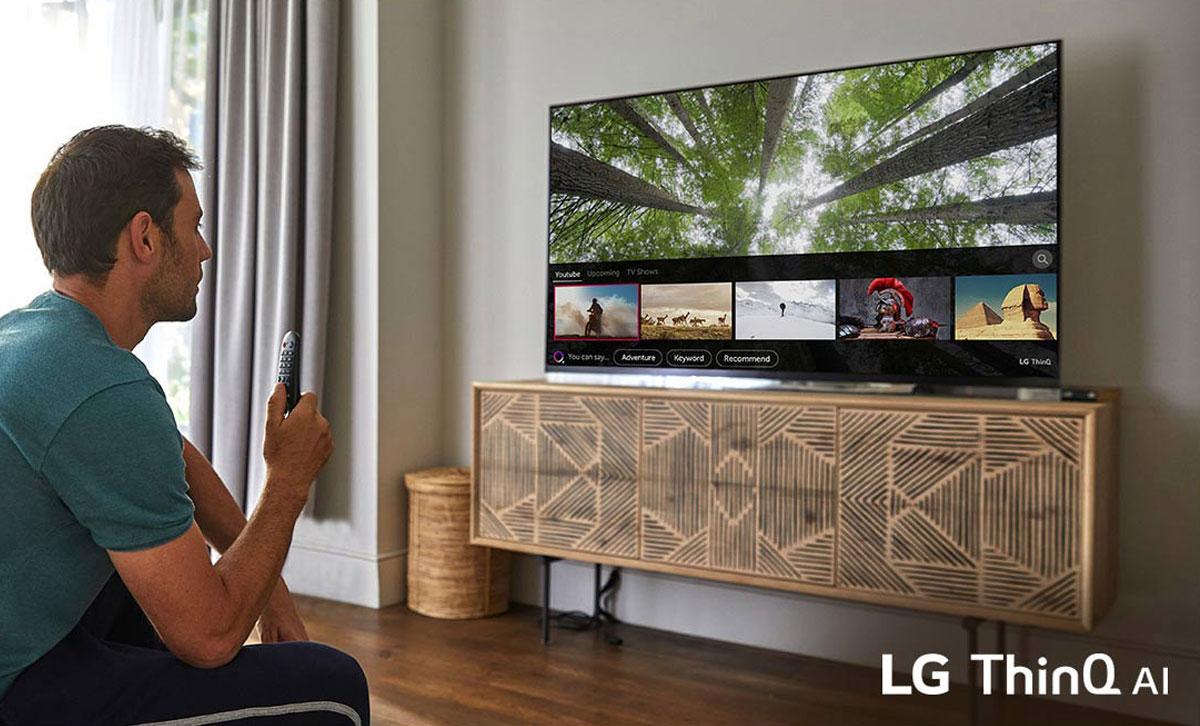 LG AI ThinQ televizor