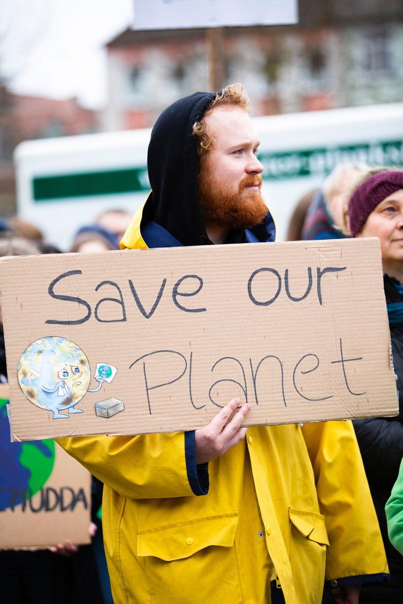 Spasimo našu planetu