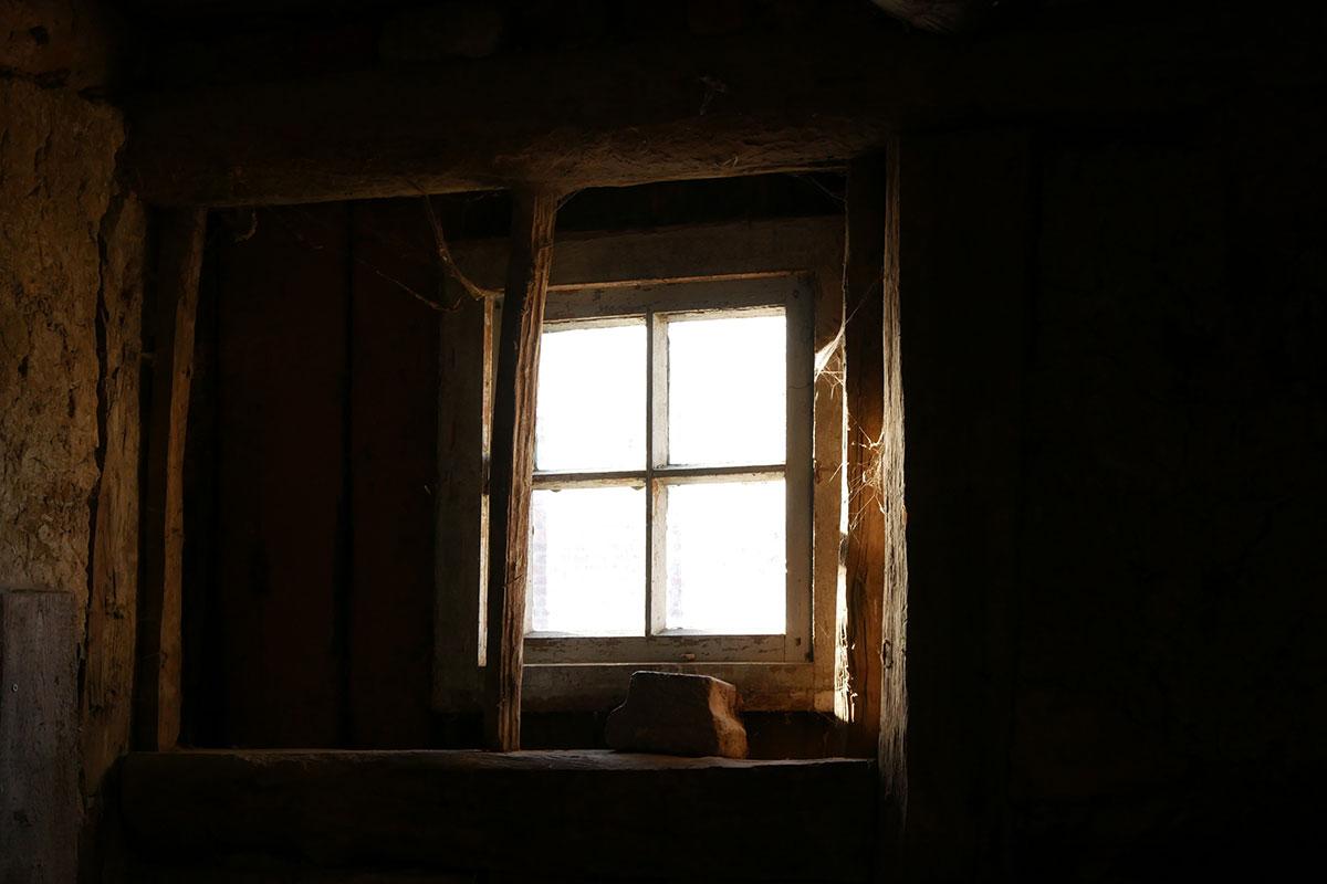 Stari podrum, prostorija koja se ne koristi