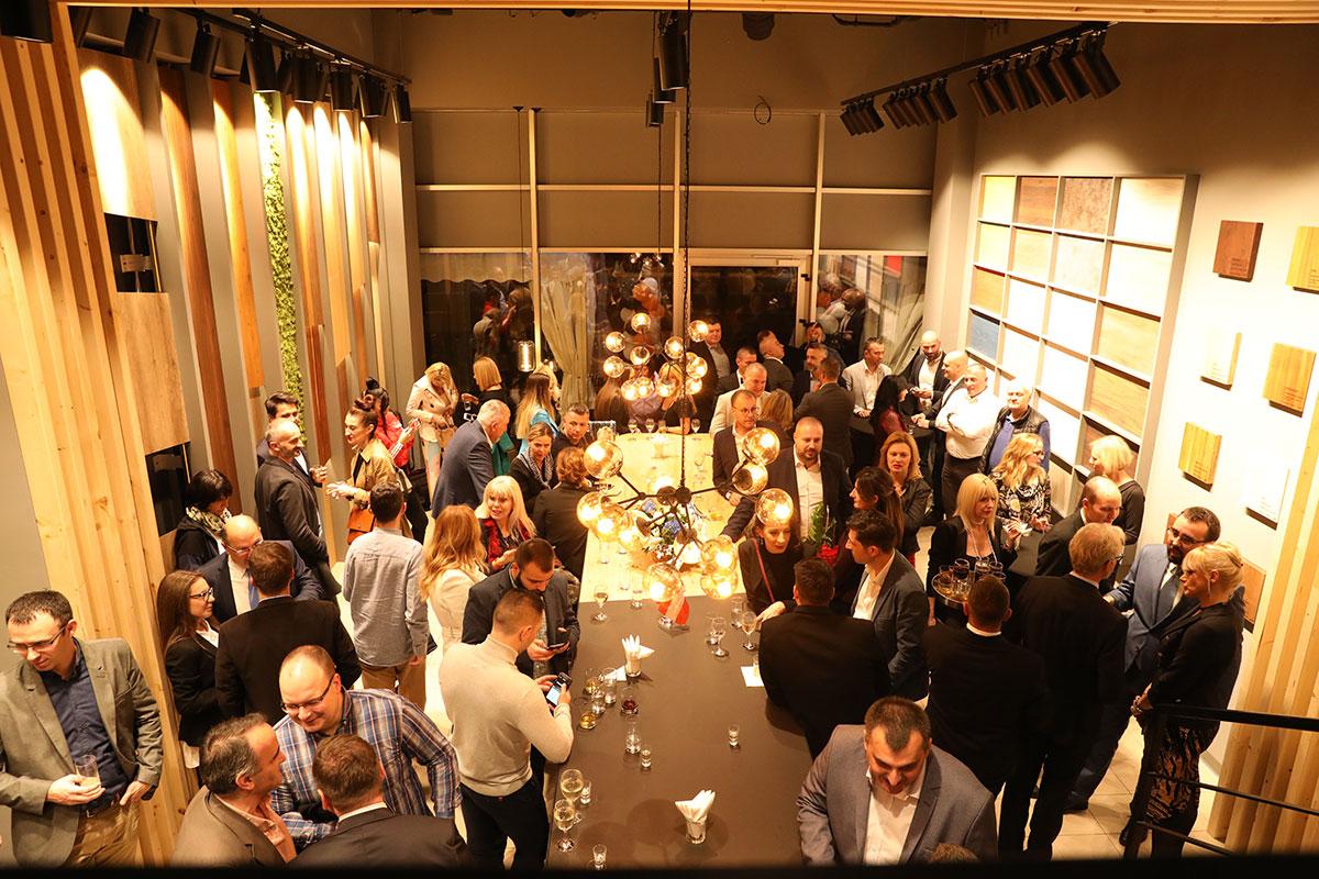 Otvaranje JAF Showroom-a u Beogradu