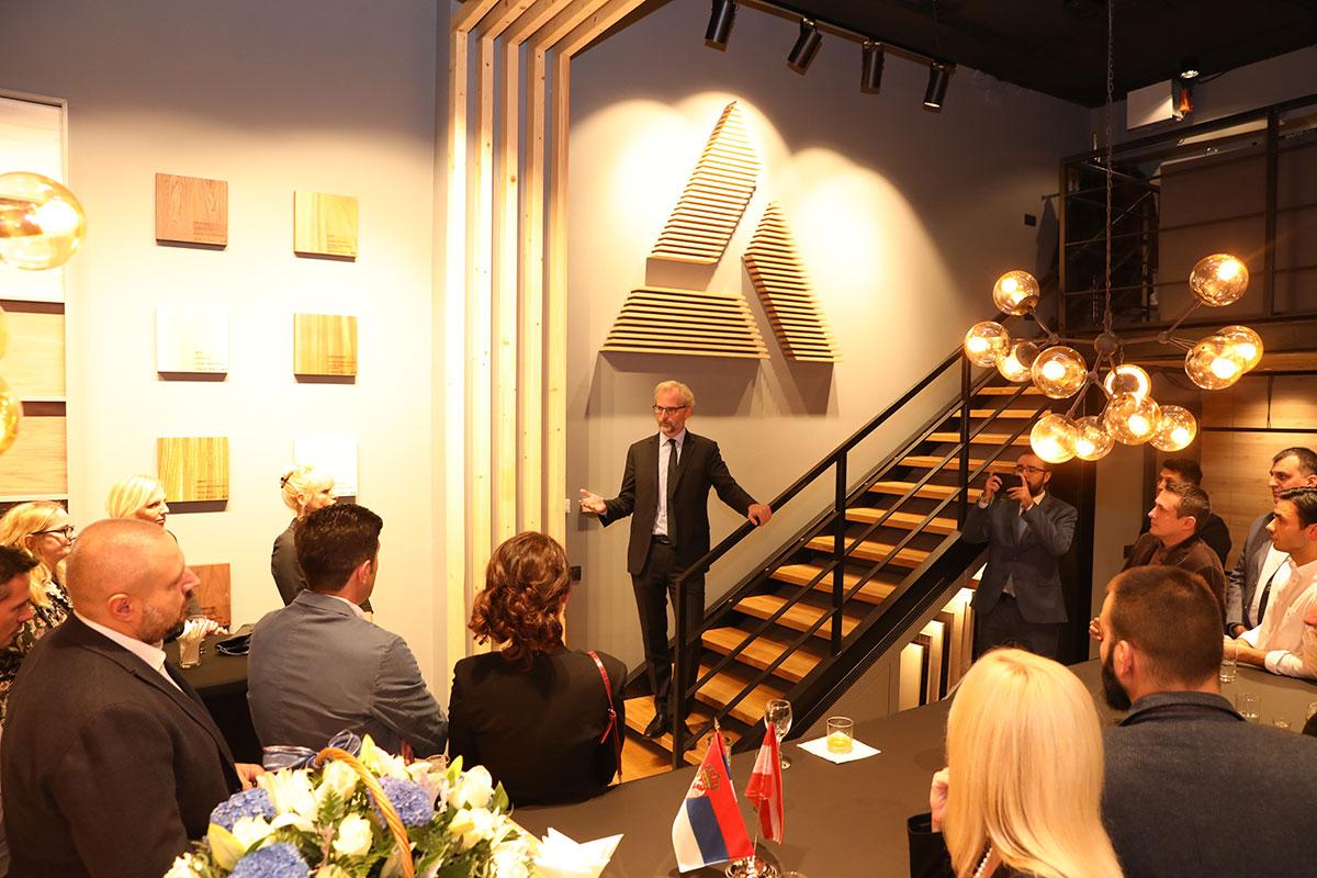 Ambasador Austije gospodin Nicolaus Lutterotti