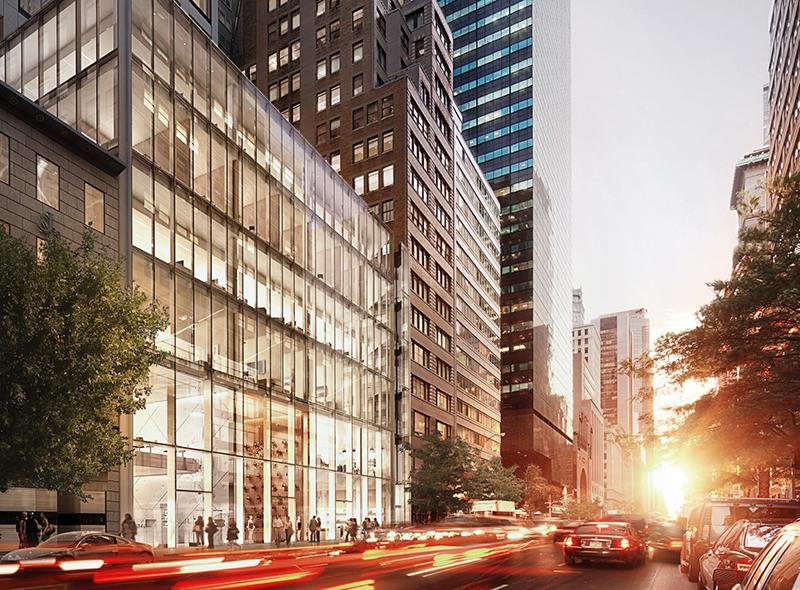 57th street, New York