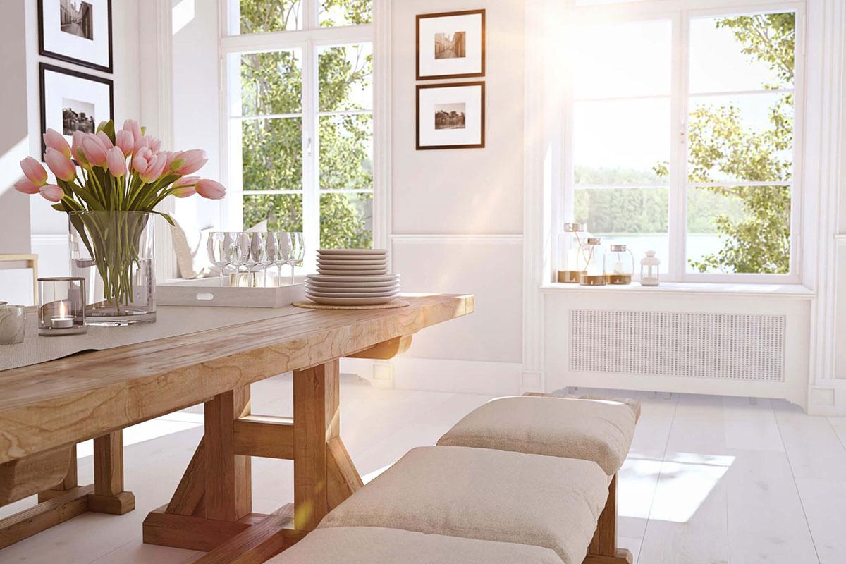Standard pasivne kuće, zaptivenost prozora