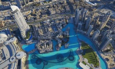 3d zgrada Dubai