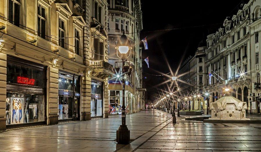 Knez Mihajlova, Beograd