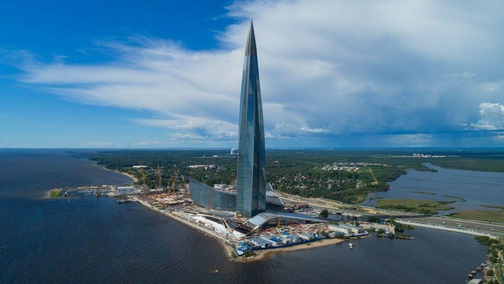 Najviši neboder u Evropi
