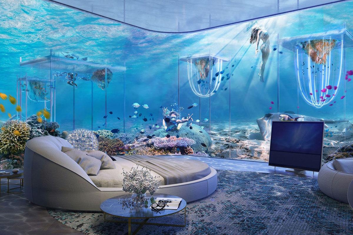 Podvodni hotel
