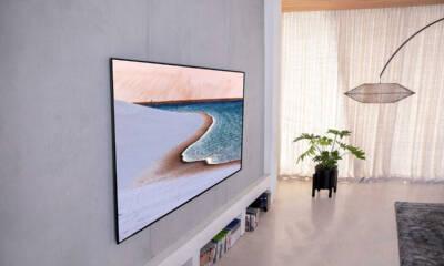 LG OLED TV iz GX Gallery serije