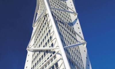 Staklena fasada na neboderima
