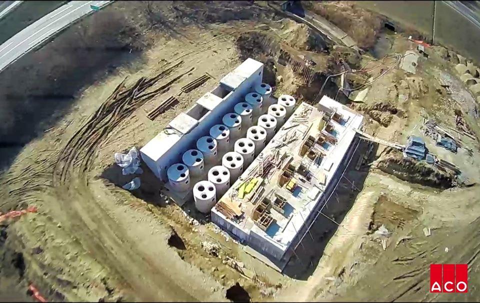 kompanija ACO,projekat izgradnje obilaznice na potezu od Dobanovačke petlje do tunela Lipak