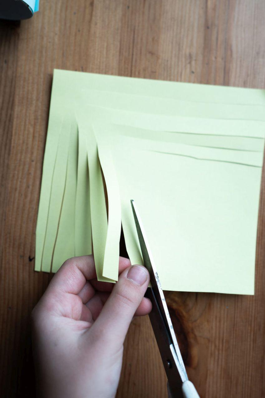 Žuti papir