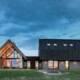 Kuća sa zelenim krovom