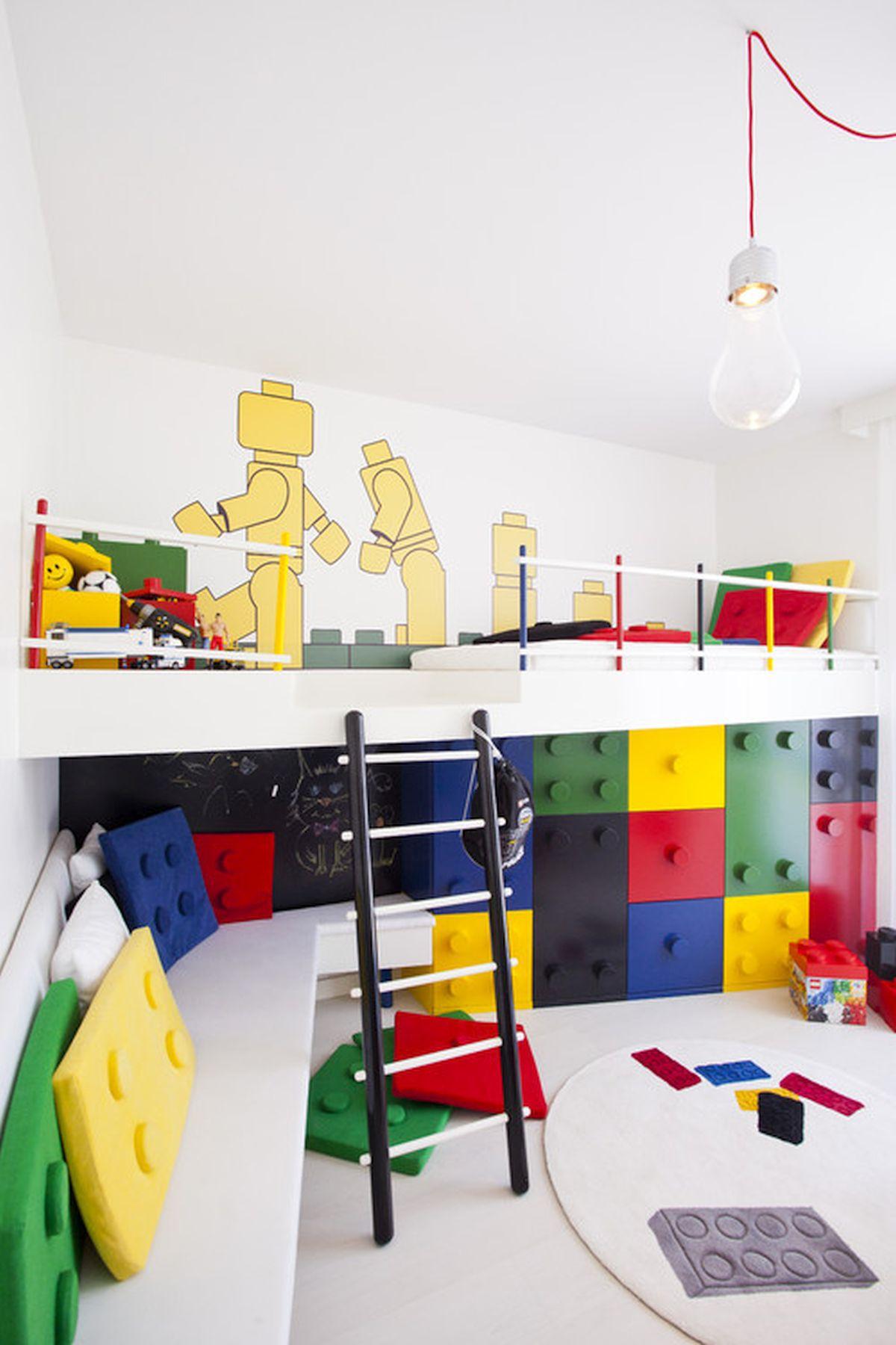 Lego krevet