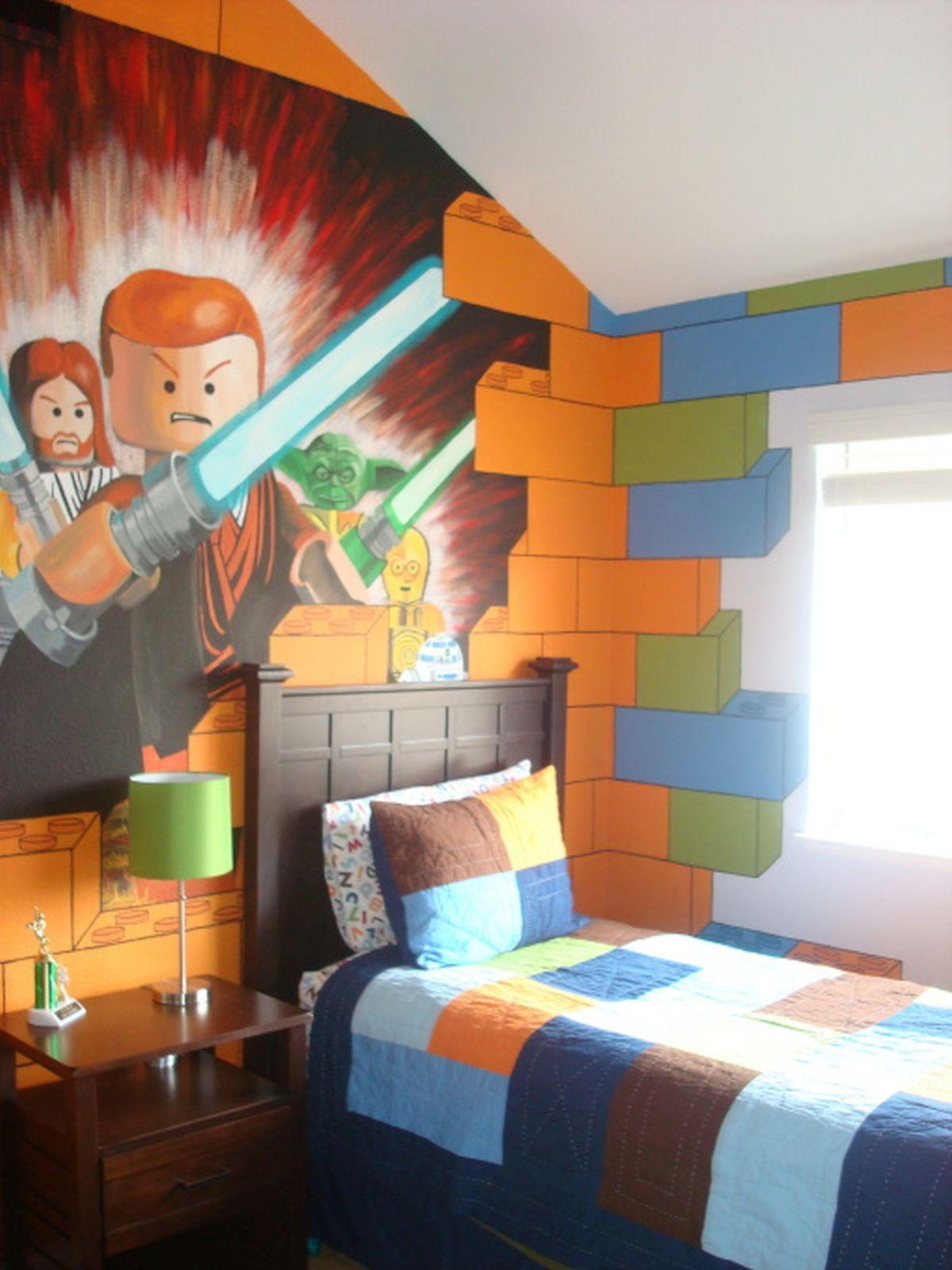 Lego enterijer sobe