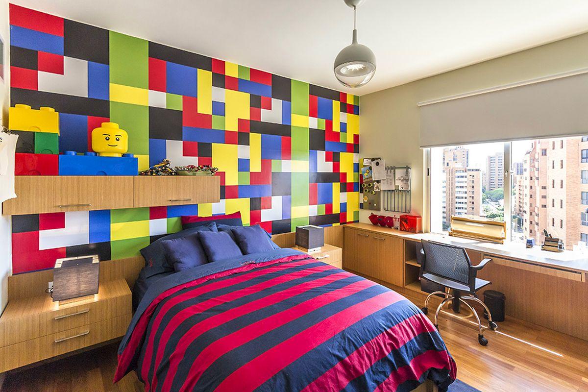 Lego soba