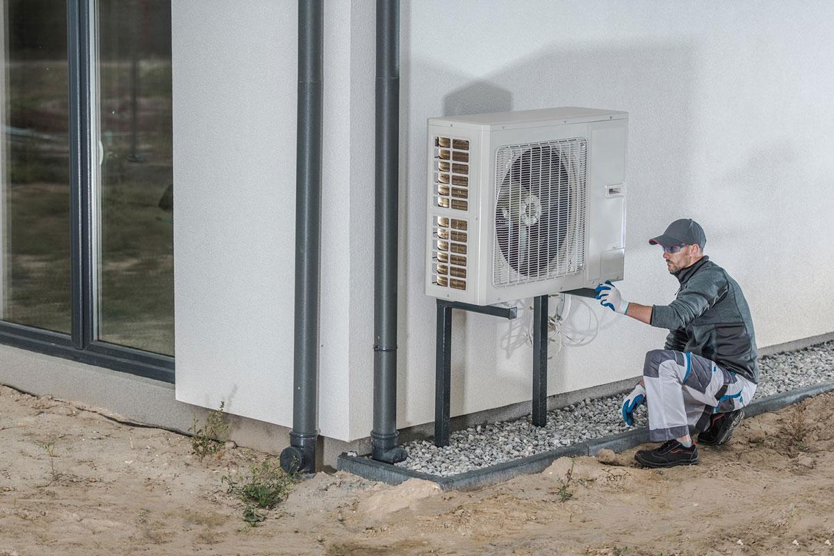 Savremene toplotne pumpe imaju stepen iskorišćenja šest puta veći od energije uložene u njen rad