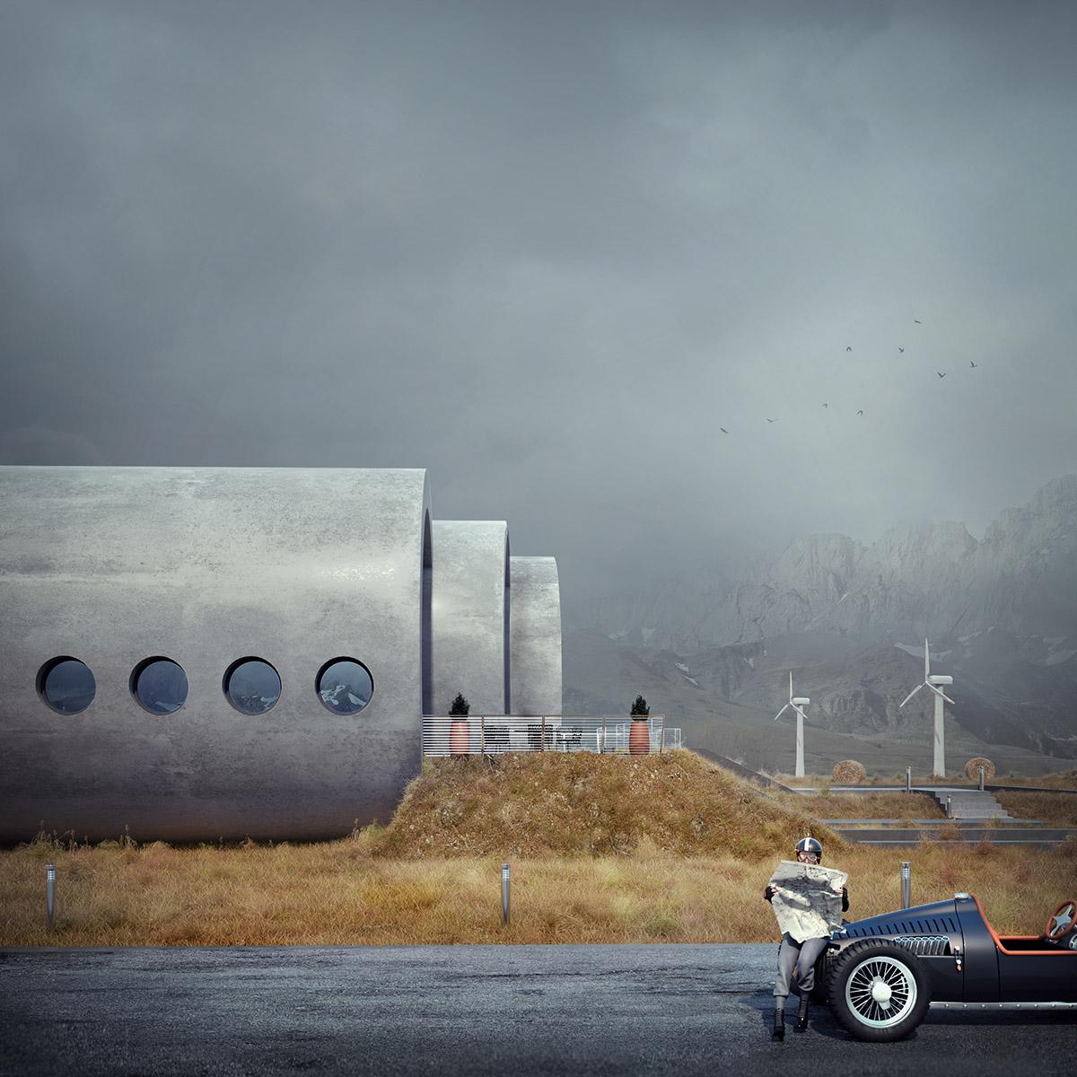 Audi kuća