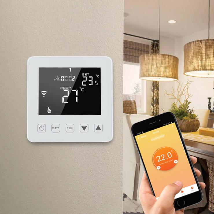 Rovex Inženjering doo / digitalni WiFi termostat