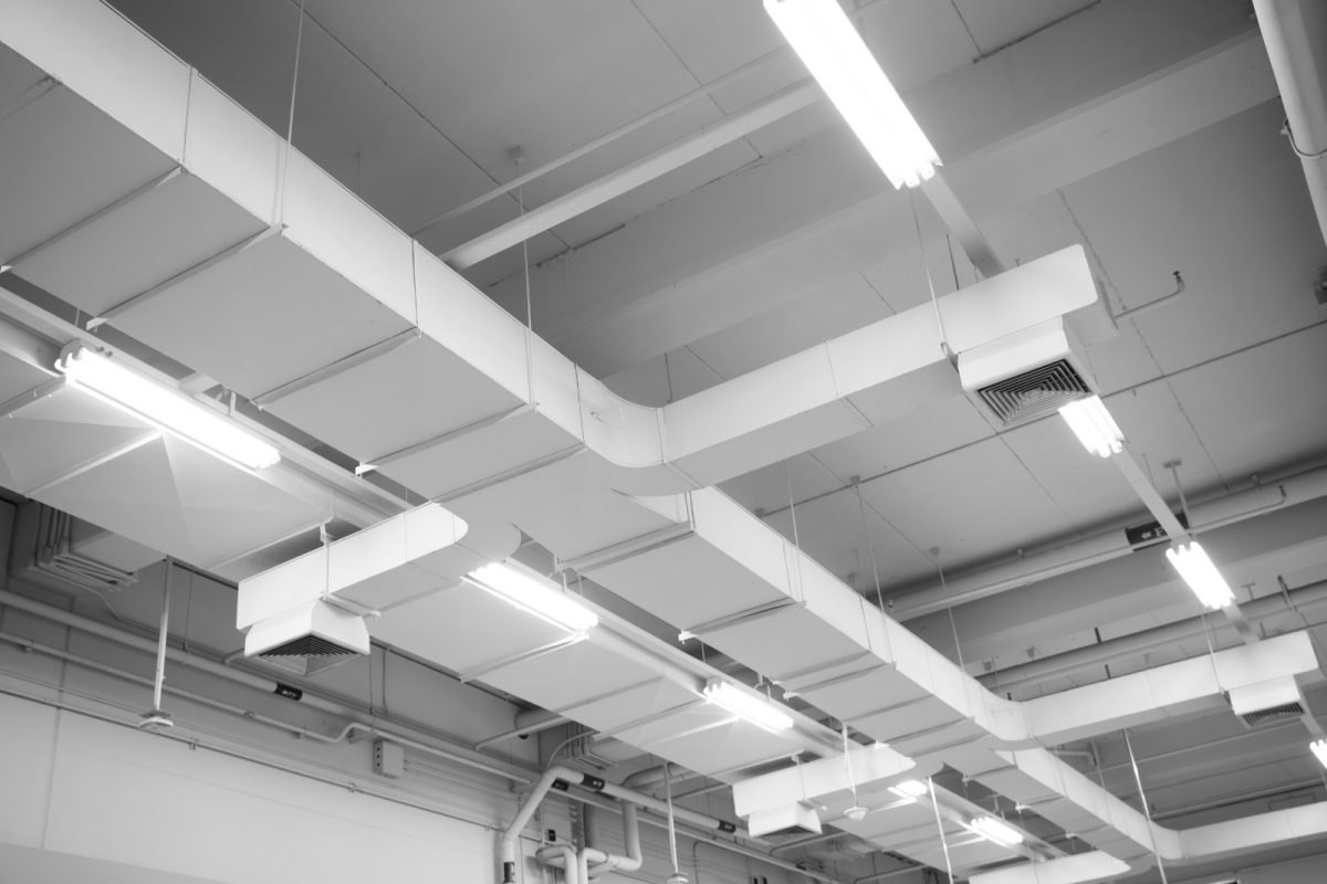 Sistem ventilacije i klimatizacije u poslovnim objektima