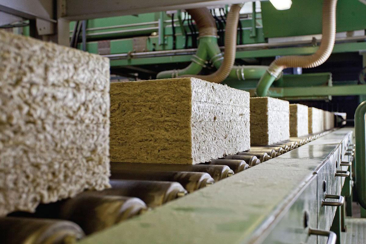 Toplotna i zvučna izolacija - kamena vuna