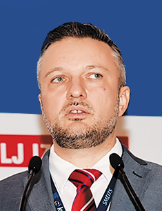 Bojan Bogdanović, Principal Fund Manager, Renewable District Energy at EBRD