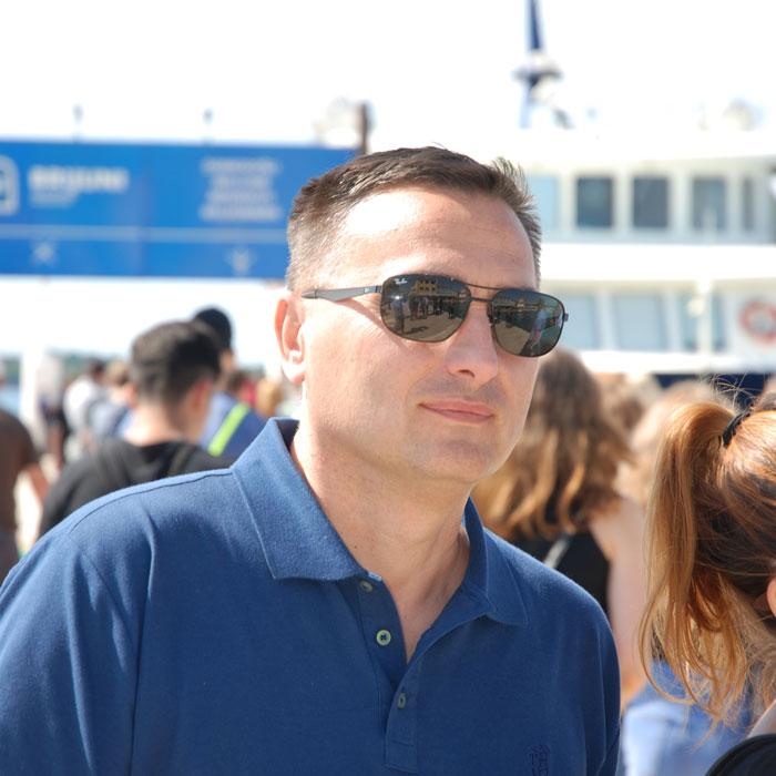 d.i.a. Ivan Anđelić, generalni direktor projektnog biroa Anđelić Projekt Inženjering