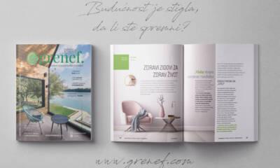 Časopis GRENEF - Građevinarstvo & Energetska Efikasnost broj 10, jul 2020