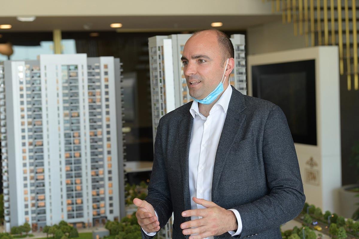 Dir. prodaje Bojan Bulatović
