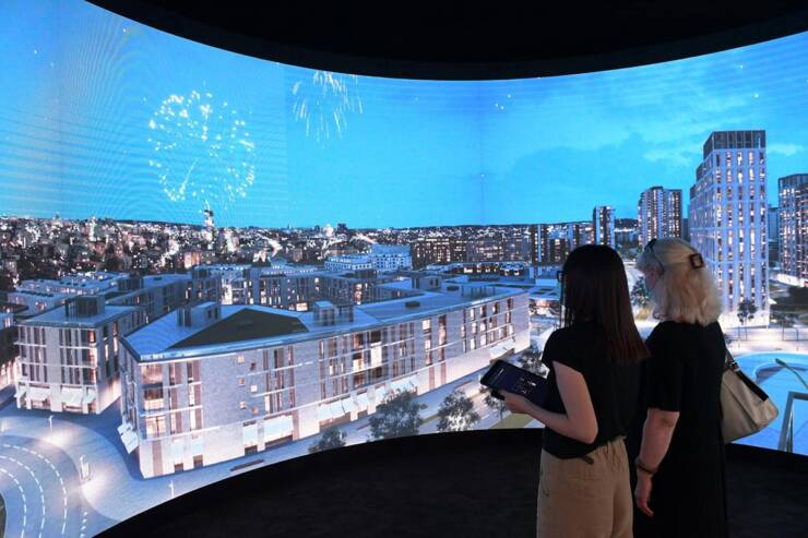 Belgrade Waterfront predstavlja Experience Room