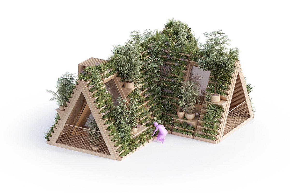 Farmhouse smeštajni moduli
