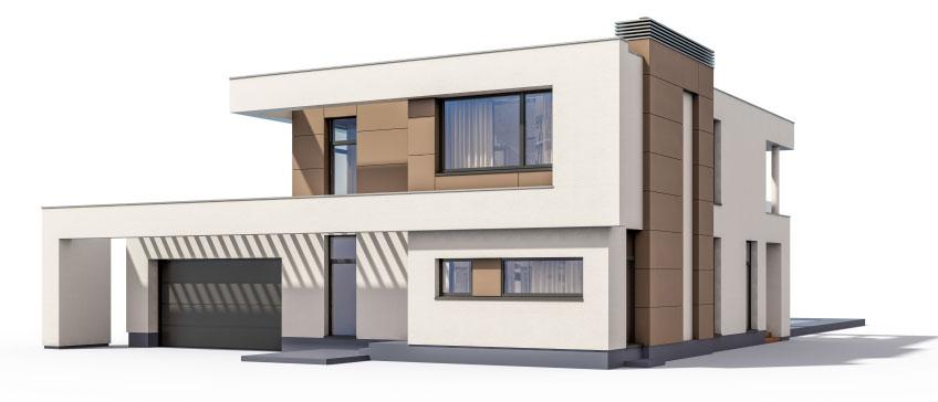 Fragmat S / izolacija od temelja do krova