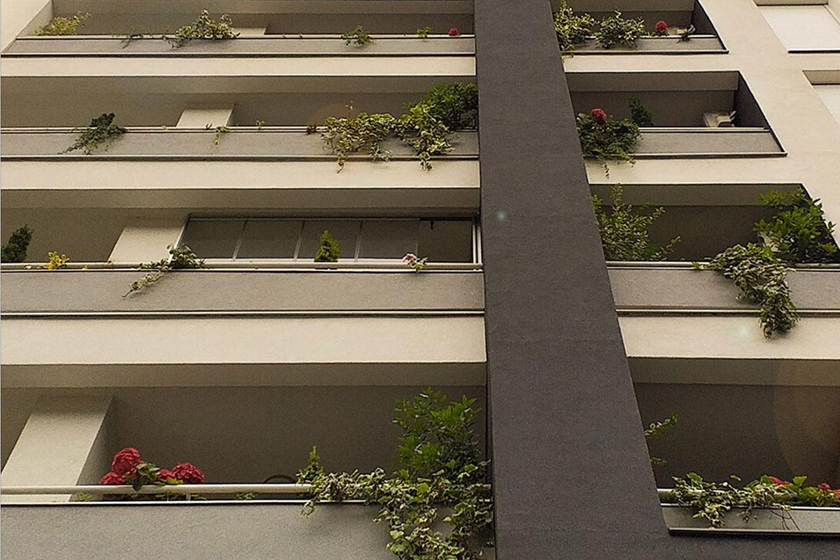 Zelene terase na stambenim objektima