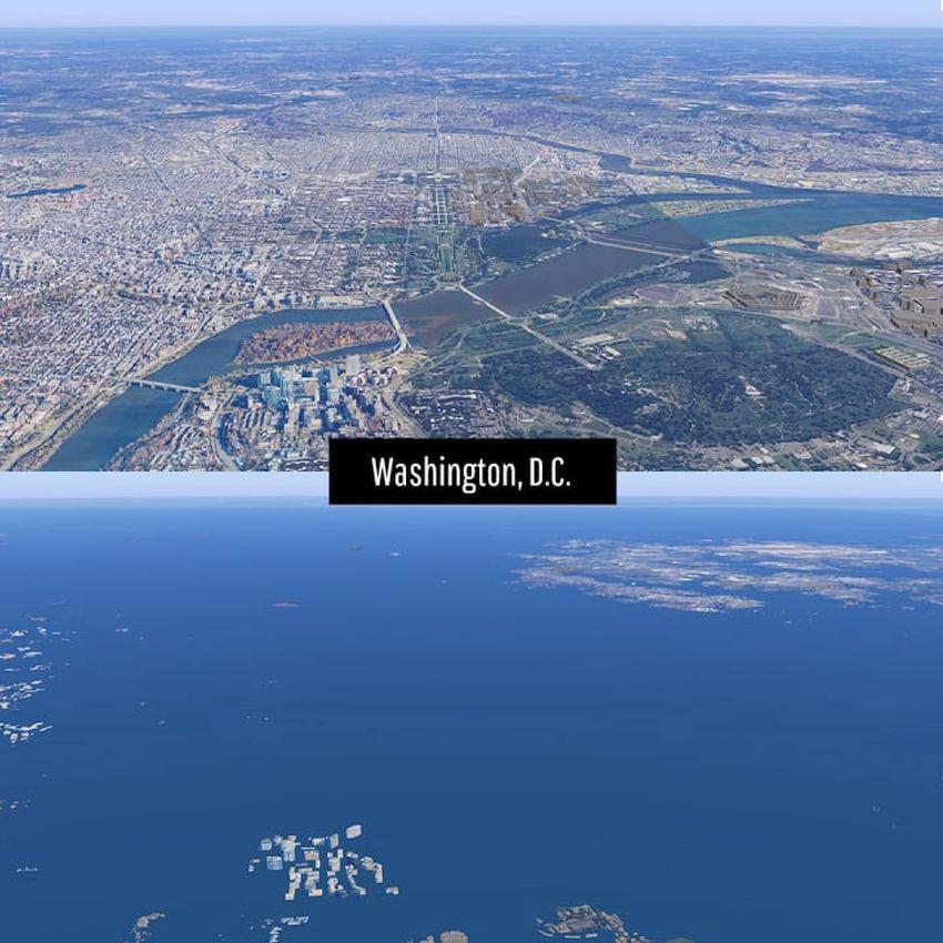 Vašington, Amerika