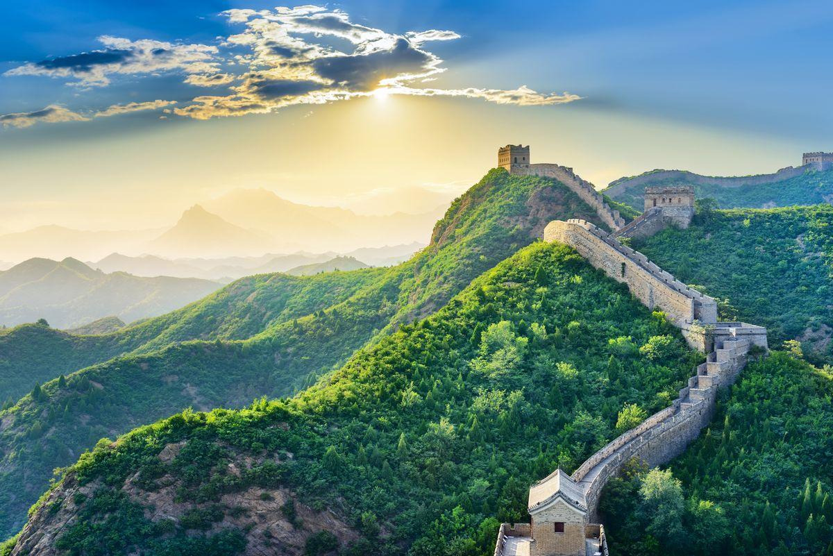 Veliki kineski zid, Peking
