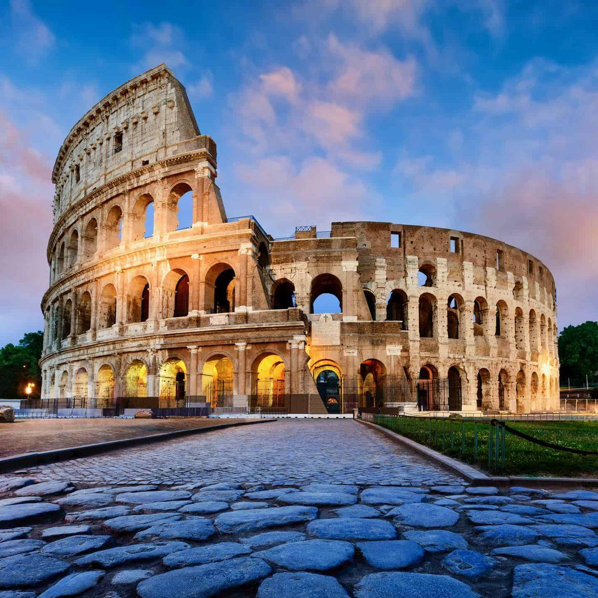 Koloseum, Rim