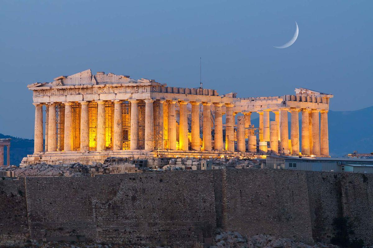 Partenon, Grčka