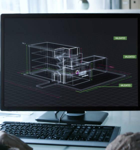"foto: REHAU / Building Information Modeling"" - BIM način projektovanja"