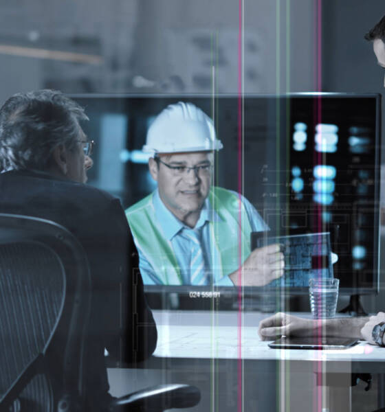 """""""Building Information Modeling"""" ili skraćeno BIM, termin je koji opisuje digitalizaciju građevinske industrije"""