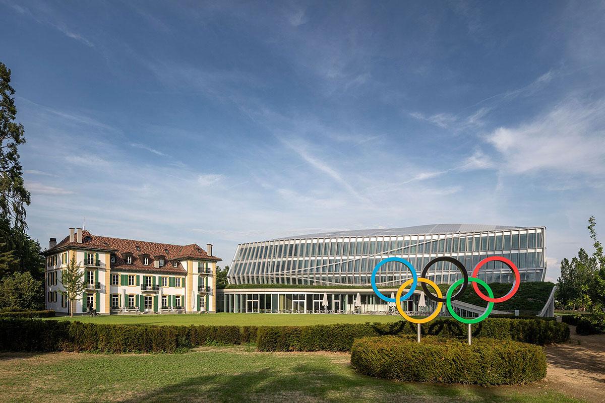 Kuća olimpijskog saveza - net-zero objekat