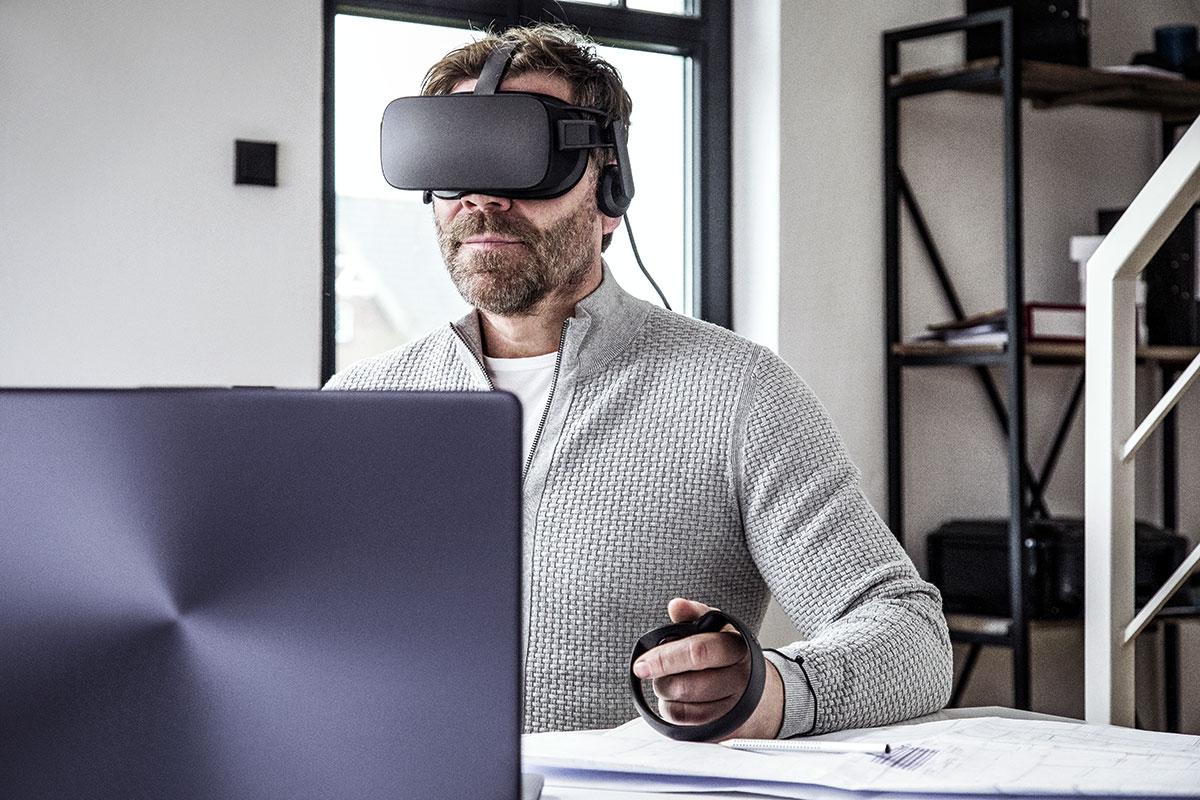 foto: REHAU / Korišćenje BIM i VR tehnologije u arhitekturi i građevinarstvu