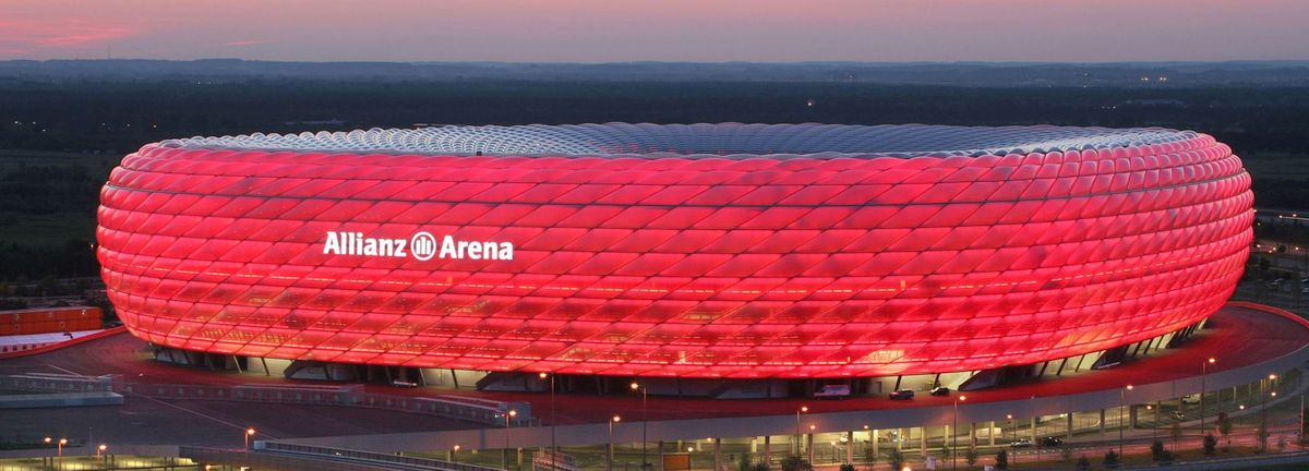 Allianz Arena, Nemačka