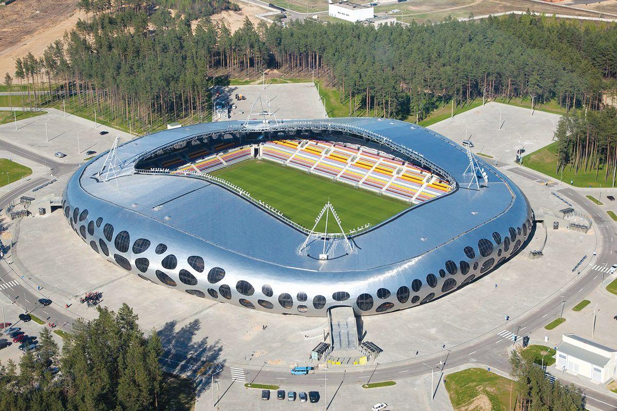 Borisov Arena, Belorusija